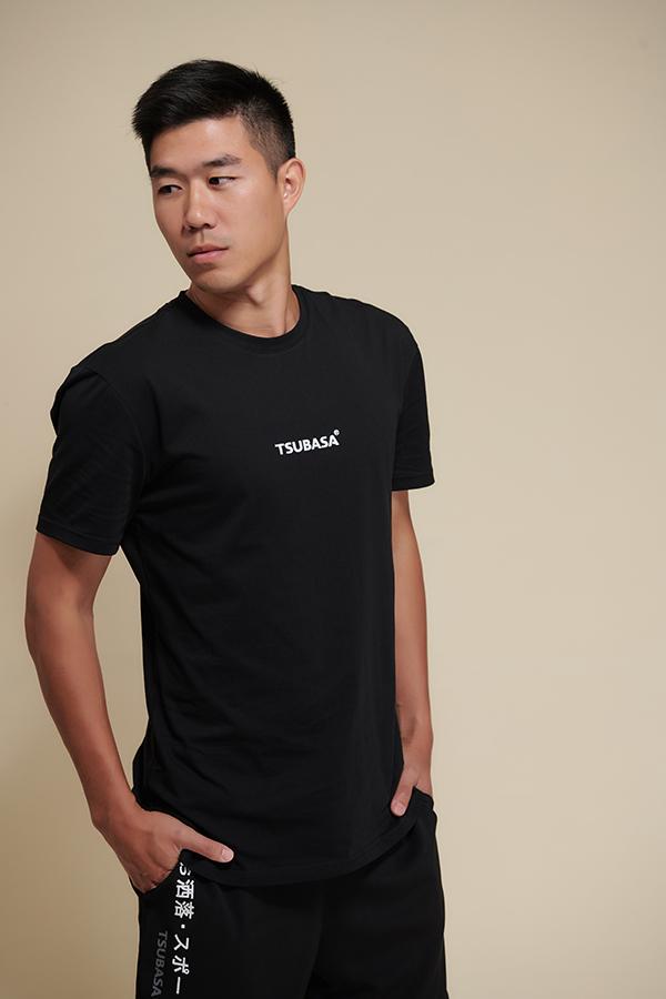 ELEMENT<br>貴絲棉T-Shirt-帝國黑<br>(Fit size) 1