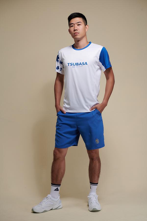 ASA 楓葉晴藍 <br>透氣機能運動衫<br>男款 1